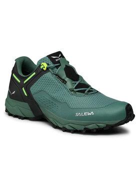 Salewa Salewa Trekkingi Ms Speed Beat Gtx GORE-TEX 61338-3856 Zielony