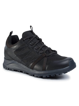 The North Face The North Face Chaussures de trekking Litewave Fastpack II Wp NF0A4PF4CA01 Noir
