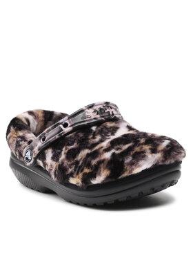 Crocs Crocs Шльопанці Classic Fur Sure Clog 207303 Кольоровий