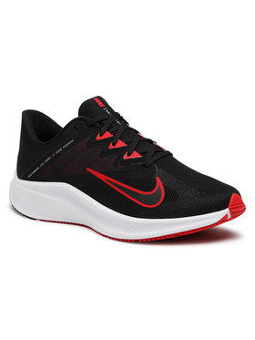Nike Nike Topánky Quest 3 CD0230 004 Čierna