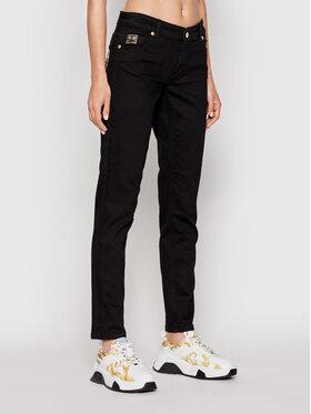 Versace Jeans Couture Versace Jeans Couture Blugi St Round 71HABCK1 Negru Skinny Fit