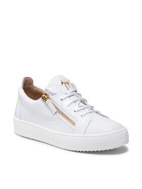 Giuseppe Zanotti Giuseppe Zanotti Sneakersy RW00017 007 Bílá