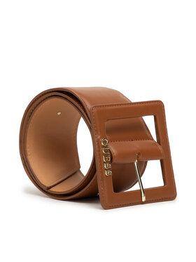 Guess Guess Moteriškas Diržas Not Coordinated Belts BW7522 P1370 Ruda
