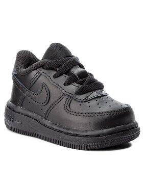 Nike Nike Scarpe Force 1 (TD) 314194 Nero