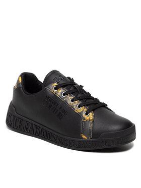 Versace Jeans Couture Versace Jeans Couture Sneakersy 71VA3SP1 Čierna