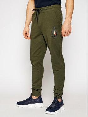 Aeronautica Militare Aeronautica Militare Παντελόνι φόρμας 211PF800F424 Πράσινο Regular Fit