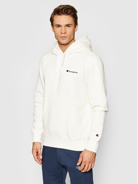 Champion Champion Bluza Left Chest 216475 Beżowy Custom Fit
