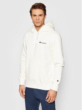 Champion Champion Sweatshirt Left Chest 216475 Beige Custom Fit