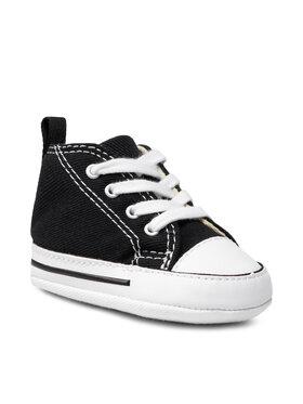 Converse Converse Chaussures basses First Star Hi 8J231 Noir