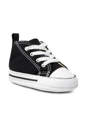 Converse Converse Pantofi First Star Hi 8J231 Negru