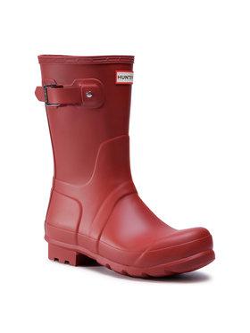 Hunter Hunter Cizme de cauciuc Original Short MFS9000RMA Roșu