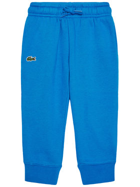 Lacoste Lacoste Pantalon jogging XJ9476 Bleu Regular Fit