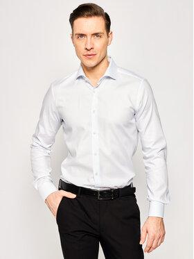 Joop! Joop! Koszula 17 JSH-04Panko 30019756 Biały Slim Fit