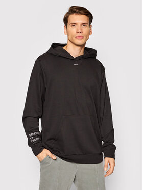 Outhorn Outhorn Суитшърт BLM621 Черен Oversize