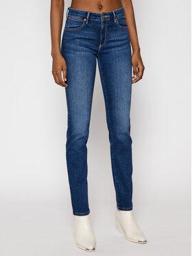 Wrangler Wrangler Blugi Slim Fit Body Bespoke W28LX785U Albastru Slim Fit