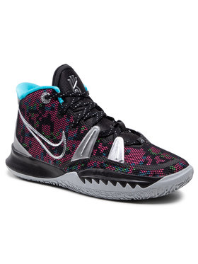 Nike Nike Обувки Kyrie 7 (Gs) CT4080 008 Черен