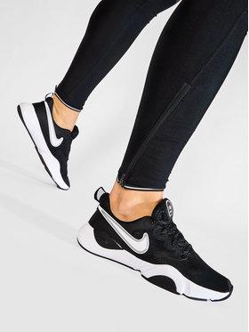 Nike Nike Boty Speedrep CU3579 002 Černá