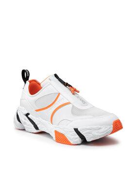Calvin Klein Jeans Calvin Klein Jeans Sportcipő Chunky Sole Sneaker Zip YM0YM00087 Fehér