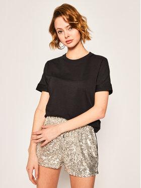 Calvin Klein Calvin Klein Póló Athleisure K20K202188 Fekete Regular Fit
