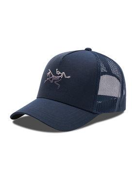 Arc'teryx Arc'teryx Cap Polychrome Bird Trucker 28096 Dunkelblau