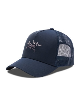 Arc'teryx Arc'teryx Czapka z daszkiem Polychrome Bird Trucker 28096 Granatowy