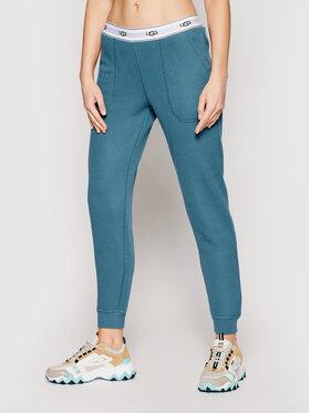 Ugg Ugg Teplákové nohavice Catchy 1104852 Modrá Relaxed Fit