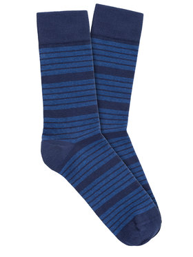Vistula Vistula Κάλτσες Ψηλές Ανδρικές Shelton XZ1179 Σκούρο μπλε