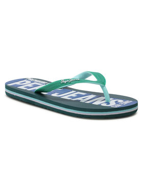 Pepe Jeans Pepe Jeans Flip flop Beach Brand Boys PBS70040 Verde