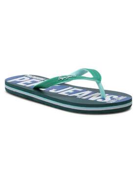 Pepe Jeans Pepe Jeans Flip-flops Beach Brand Boys PBS70040 Zöld