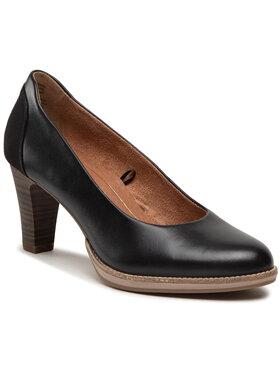 Tamaris Tamaris Κλειστά παπούτσια 1-22425-26 Μαύρο