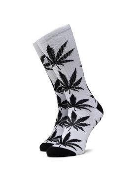 HUF HUF Дълги чорапи unisex Essentials Plantlife Sock SK00298 r.OS Бял