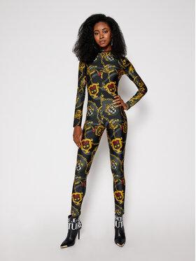 Versace Jeans Couture Versace Jeans Couture Overal A7HZB171 Čierna Slim Fit