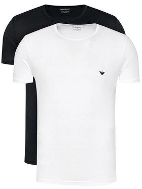 Emporio Armani Underwear Emporio Armani Underwear 2-dílná sada T-shirts 111267 0A722 11010 Barevná Regular Fit