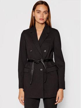 Calvin Klein Calvin Klein Жакет Milano K20K202856 Чорний Regular Fit