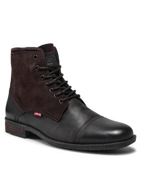 Levi's® Levi's® Kozaki Fowler 2.0 (Boots) 232732-1700-29 Brązowy