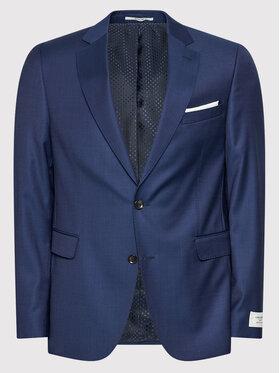 Carl Gross Carl Gross Σακάκι Cg Frinks 061S0-70 Σκούρο μπλε Sharp Fit