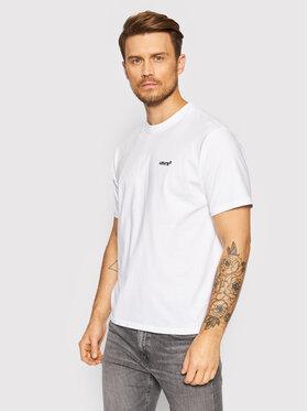 Levi's® Levi's® T-Shirt Red Tab™ Vintage A0637-0000 Biały Boxy Fit