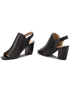 Geox Sandále D Eudora D D828ZD 085AS C0495 Čierna