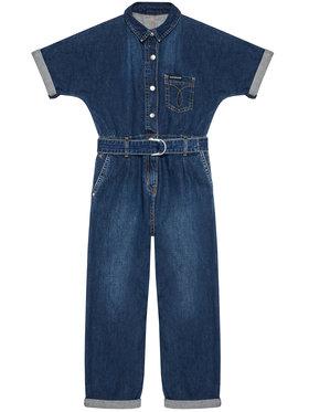 Calvin Klein Jeans Calvin Klein Jeans Kombinezonas IG0IG00845 Tamsiai mėlyna Regular Fit