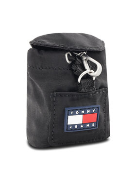 Tommy Jeans Tommy Jeans Privjesak Im Tjm Heritage Backpack Key Fob AM0AM07720 Crna
