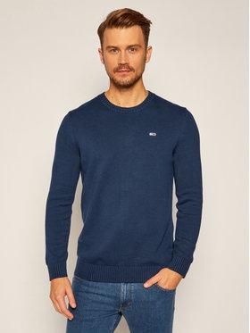 Tommy Jeans Tommy Jeans Sweater Essential DM0DM08801 Sötétkék Regular Fit