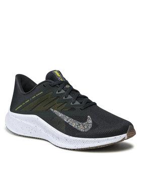 Nike Nike Boty Quest 3 Prm CV0150 015 Šedá