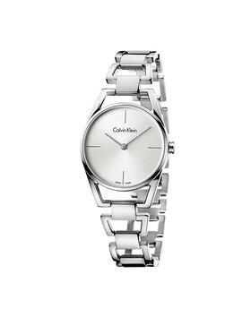 Calvin Klein Calvin Klein Часовник Lady K7L23146 Сребрист