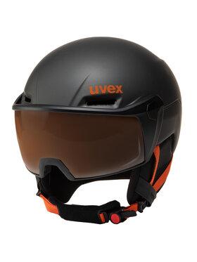 Uvex Uvex Cască schi Hlmt 700 Visor 5662376003 Negru