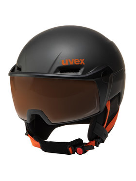 Uvex Uvex Casque de ski Hlmt 700 Visor 5662376003 Noir
