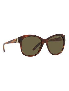 Lauren Ralph Lauren Lauren Ralph Lauren Okulary przeciwsłoneczne 0RL8190Q 500773 Brązowy