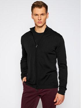 Oscar Jacobson Oscar Jacobson Sweater Ariel 6603 8023 Fekete Regular Fit