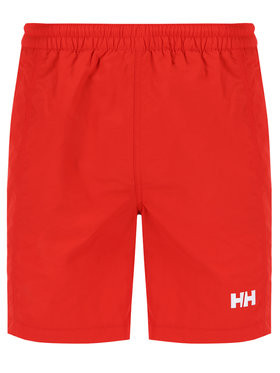 Helly Hansen Helly Hansen Plavecké šortky Calshot 55693 Červená Regular Fit