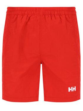 Helly Hansen Helly Hansen Szorty kąpielowe Calshot 55693 Czerwony Regular Fit