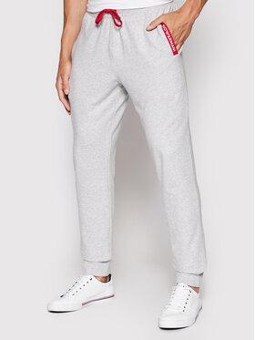 Emporio Armani Underwear Emporio Armani Underwear Spodnie dresowe 111690 1P575 00048 Szary Regular Fit